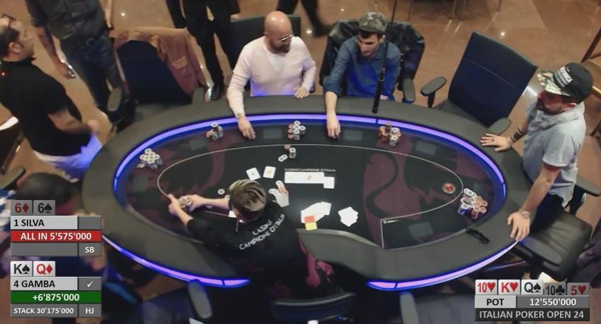 Fausto Silva 6º no Main Event do Italian Poker Open (€36,200) 101