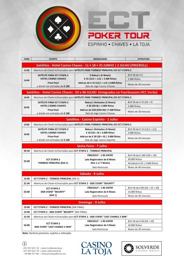 Calendário ECT #2