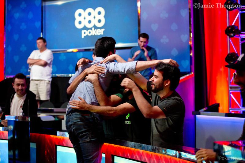 Adrian Mateos Conquista Evento #15: ,000 Heads Up No-Limit Hold'em Championship 101