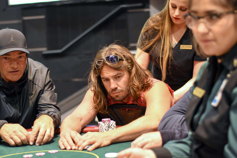 Kyle Irvine Casino Regina Diamond Poker Classic