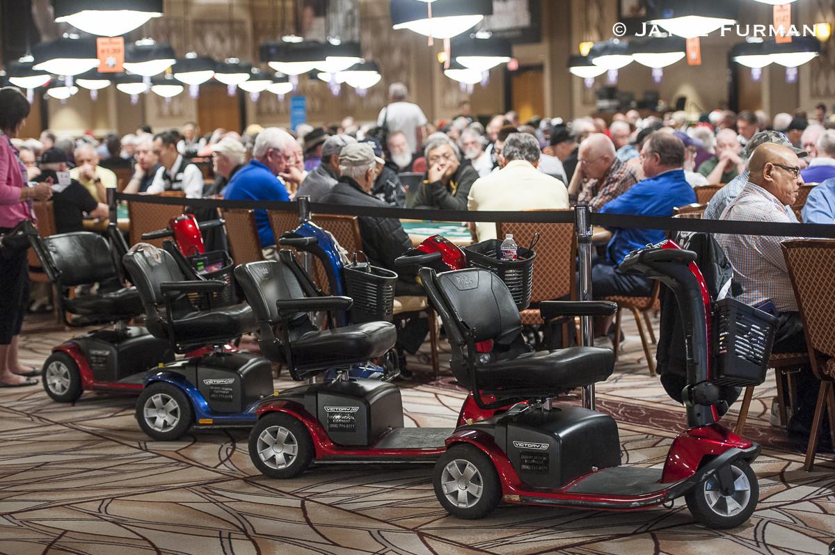 Scooters - Super Seniors