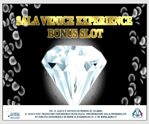 Sala Slot Venice Experience: Una Fantastica Promozione ti Aspetta! 101