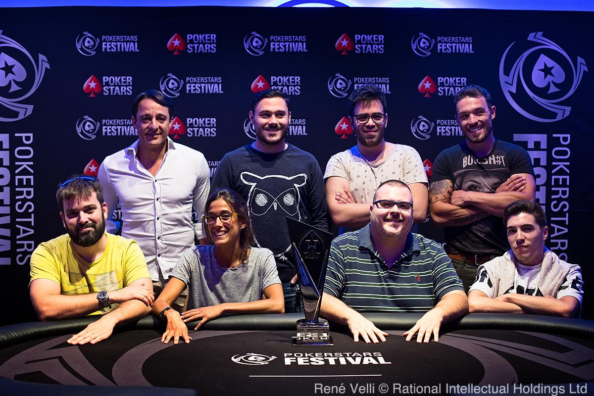 Ignacio López de Maturana gana el PokerStars Festival tras un pacto a tres bandas en la... 101