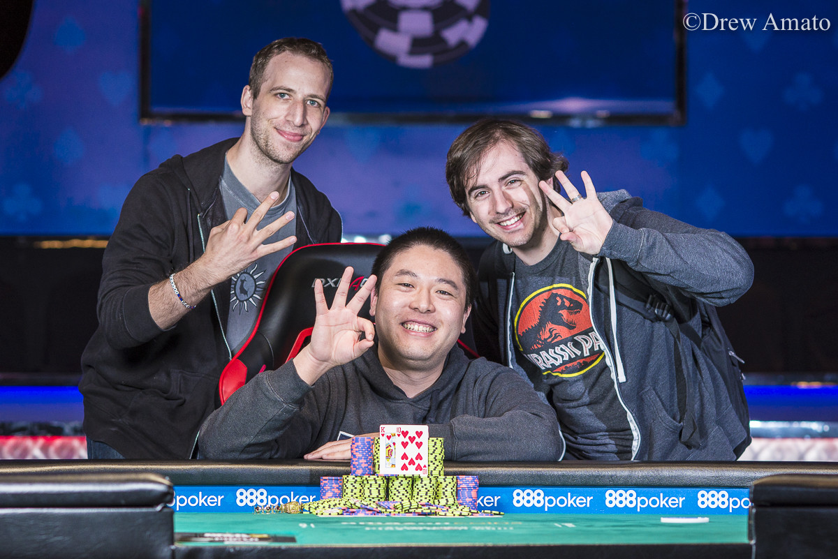 Brian Yoon Wins the Monster Stack!