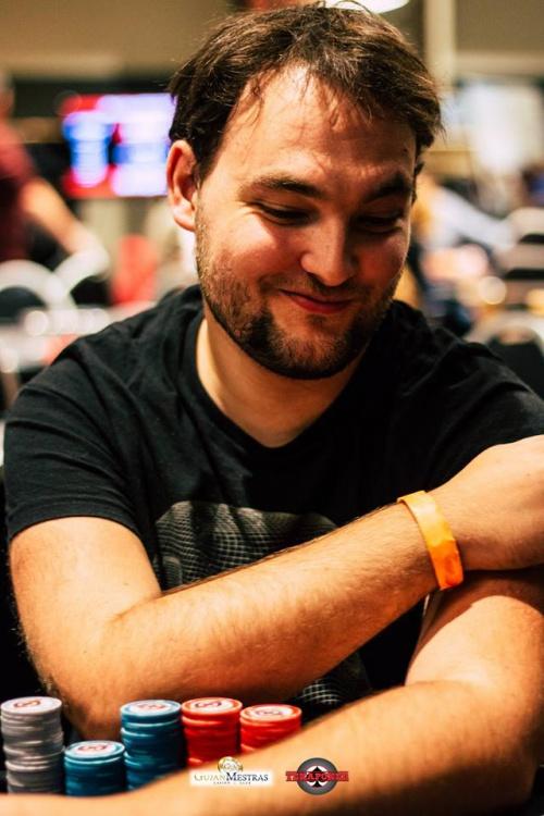 Axel Colin - Casino Gujan Mestras - TexApoker
