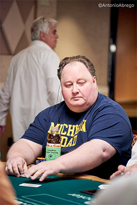 Fossilman Staying Calm in the 8 Crazy Eights 101