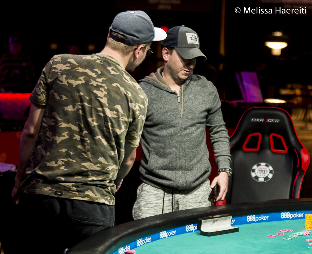 Jens Lakemeier Wins First WSOP Bracelet in ,500 Big Bet Mix 101