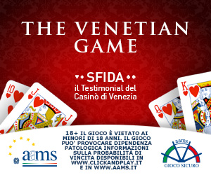 The Venetian Game Al Casinò Di Venezia On Line 101