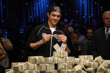 History of the World Series of Poker Main Event: 2000-2009 101
