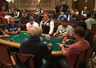 Navigating Day 1: Playing the WSOP Main Event with Benton Blakeman 102