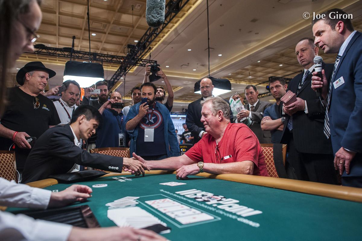 5 Jogadores Lusos ITM no Main Event das WSOP 101
