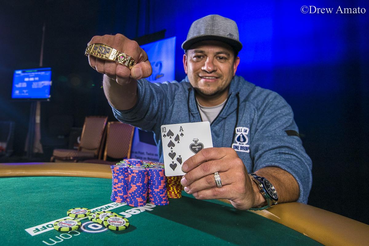 Adrian Moreno Wins Event 74!