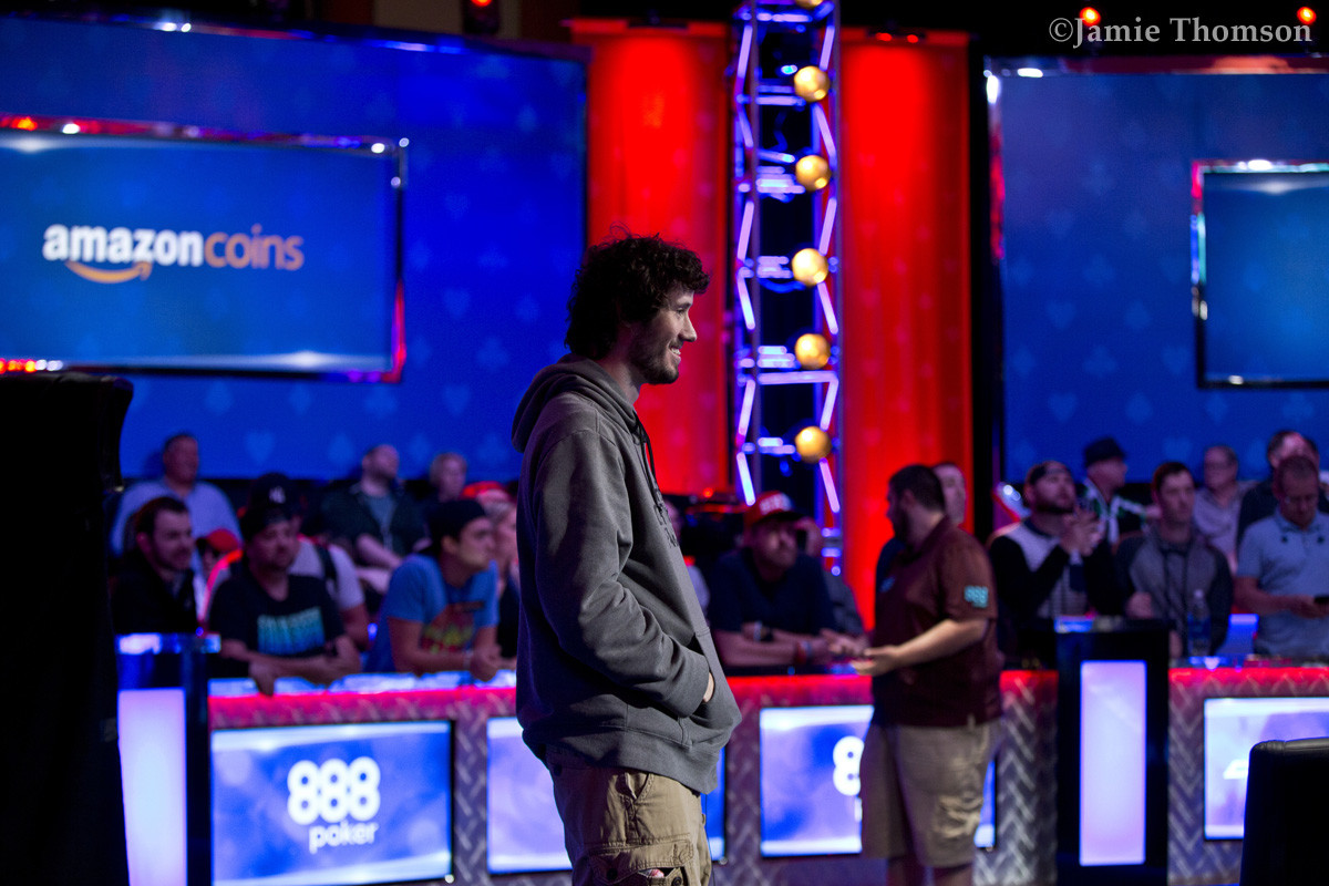 Brigantine resident in lead heading into World Series of Poker final table