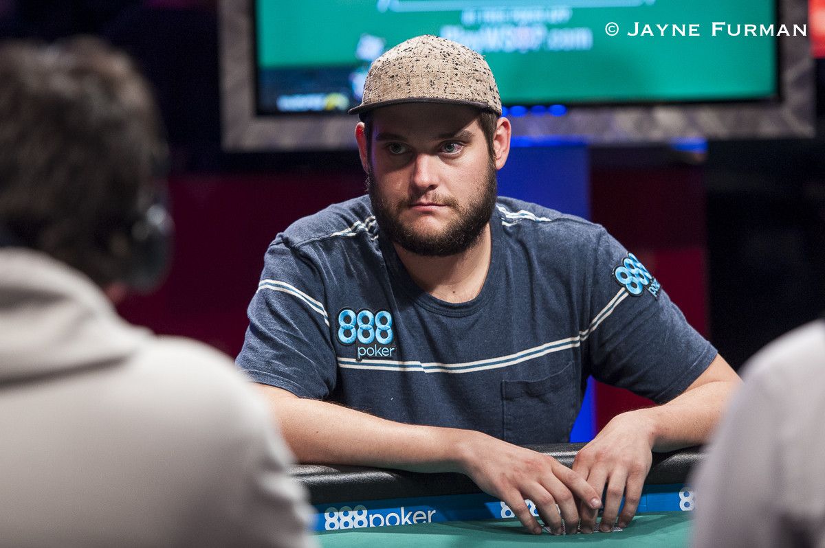 Morristown man takes big lead at World Series of Poker main event