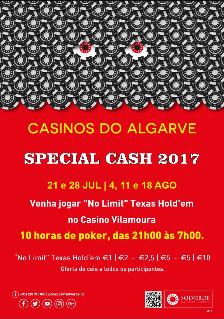 Hoje há Special Cash no Casino de Vilamoura 101