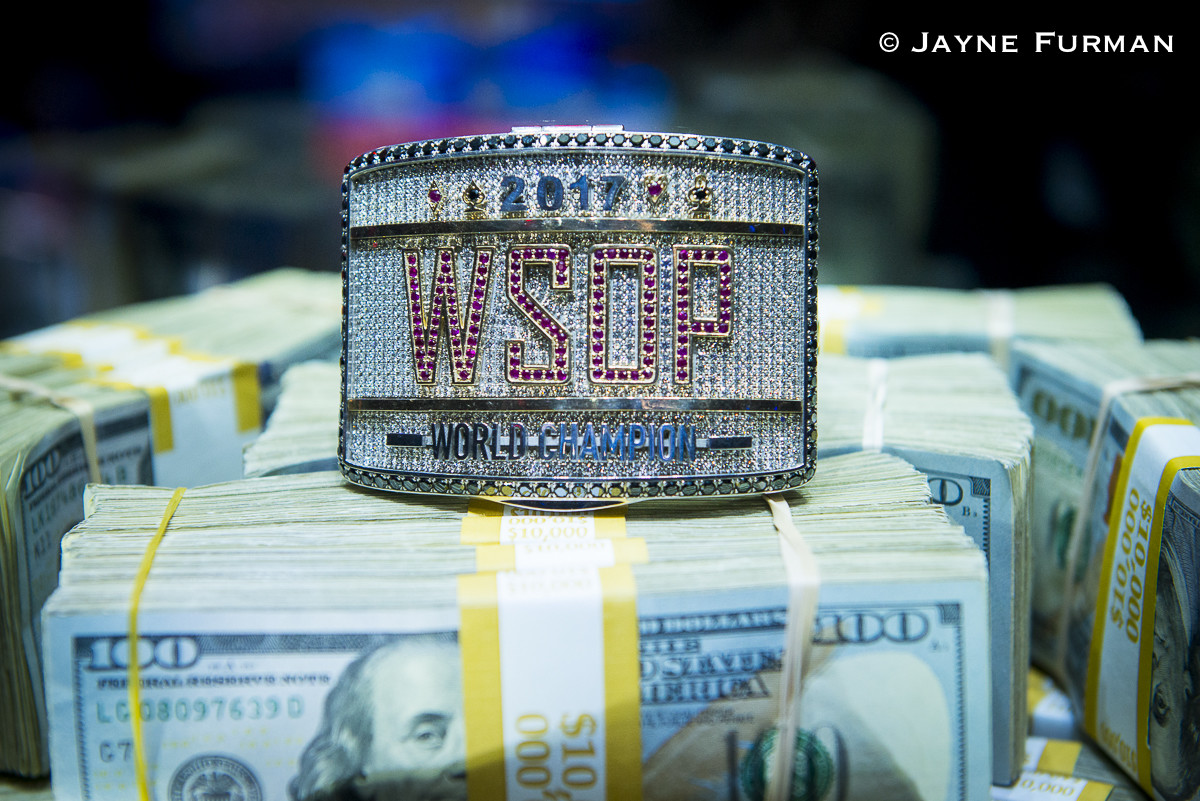 Main Event Winner Bracelet
