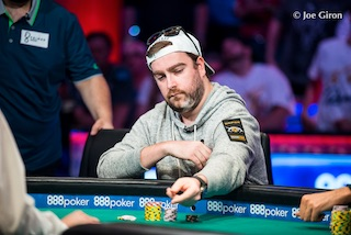 Call or Fold These 2017 WSOP Main Event Final Table Hands? 103