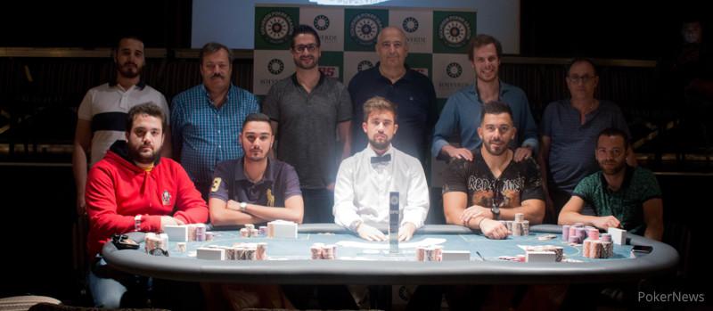 Ricardo Dias Vence Etapa #6 da Solverde Poker Season 101