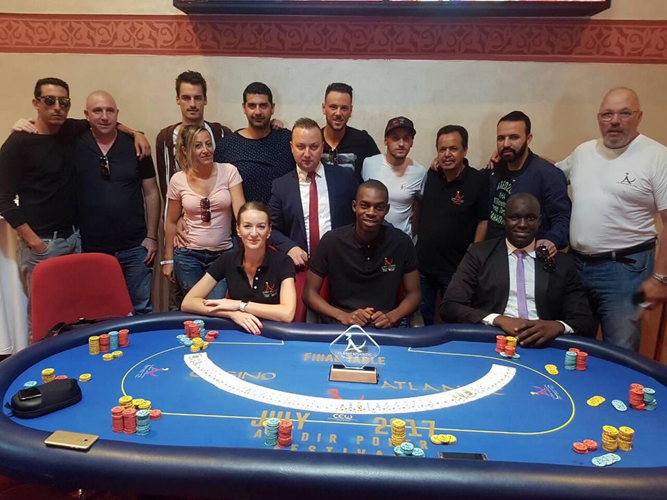 Cláudio Coelho foi o Campeão do Main Event do Agadir Poker Festival (€22K) 101
