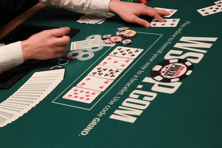 Photo : PMU Poker