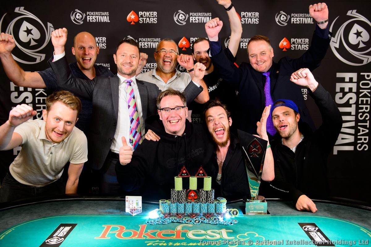 Sam Grafton wint PokerStars Festival Boekarest Main Event voor €117.707 102