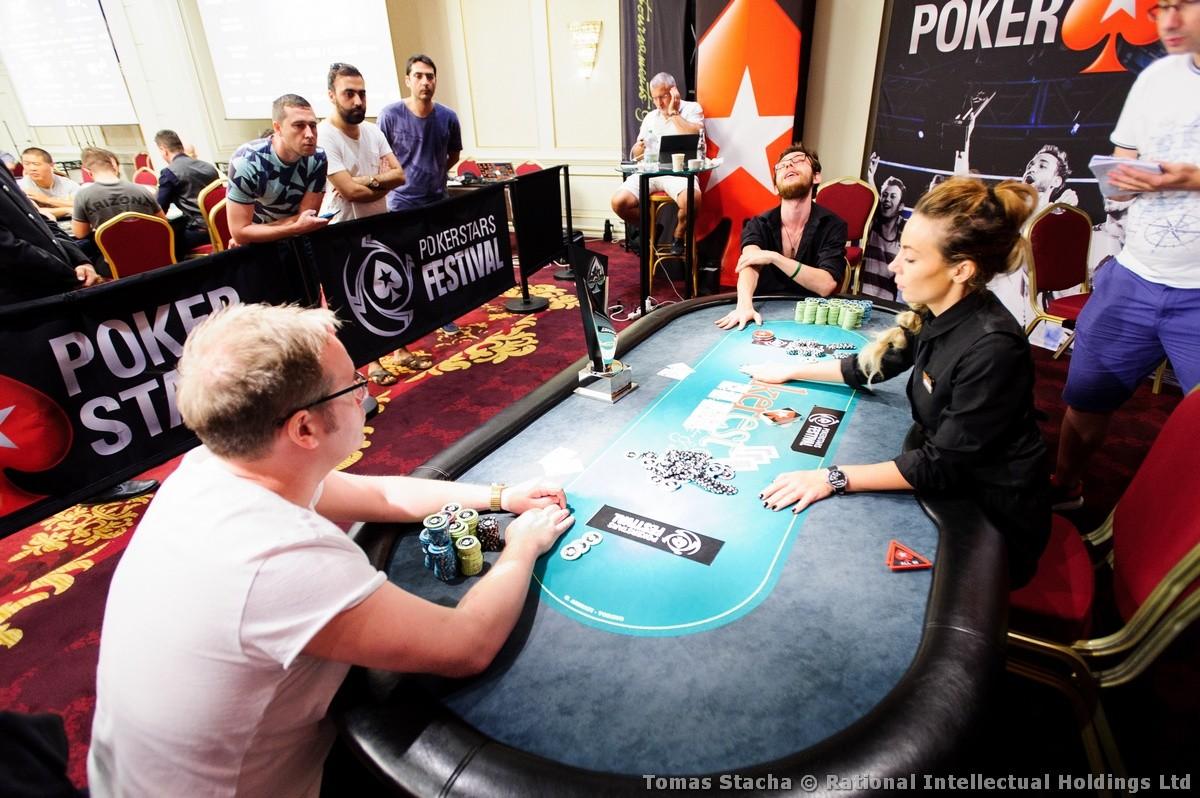 Sam Grafton wint PokerStars Festival Boekarest Main Event voor €117.707 101