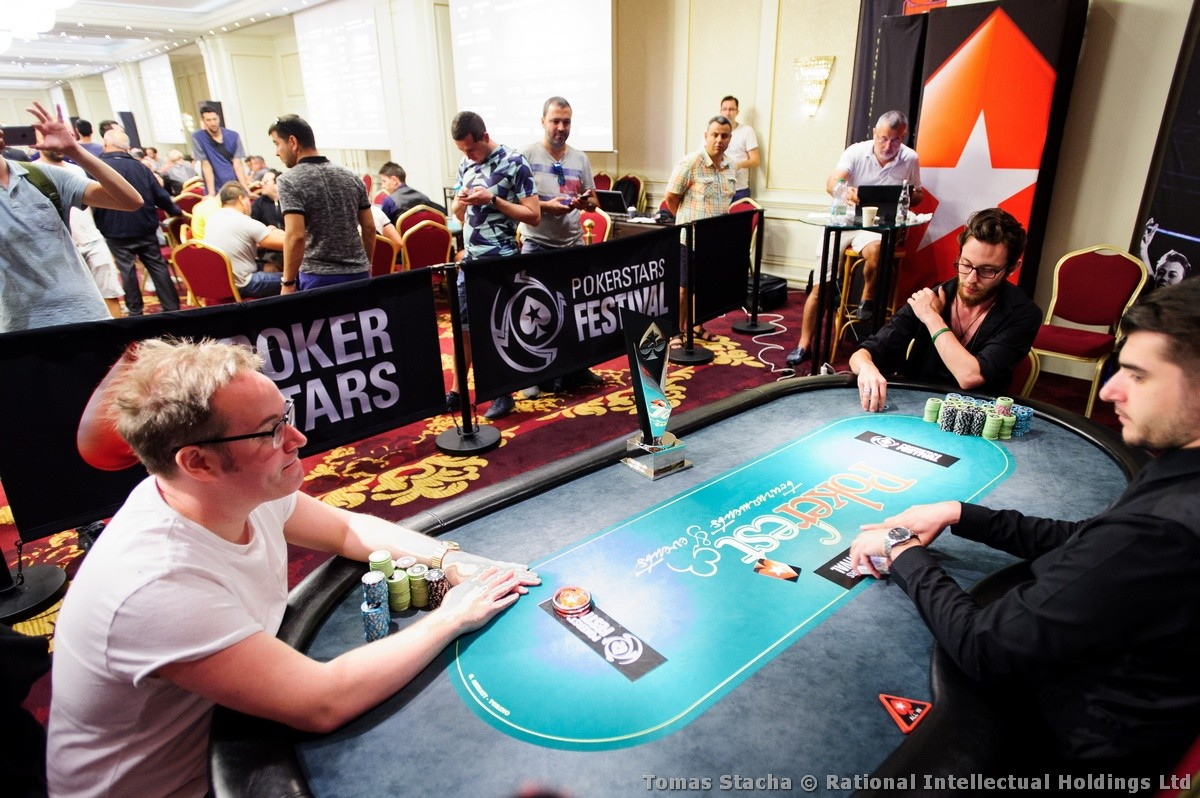 Sam Grafton Wins PokerStars Festival Bucharest Main Event for €117,707 101