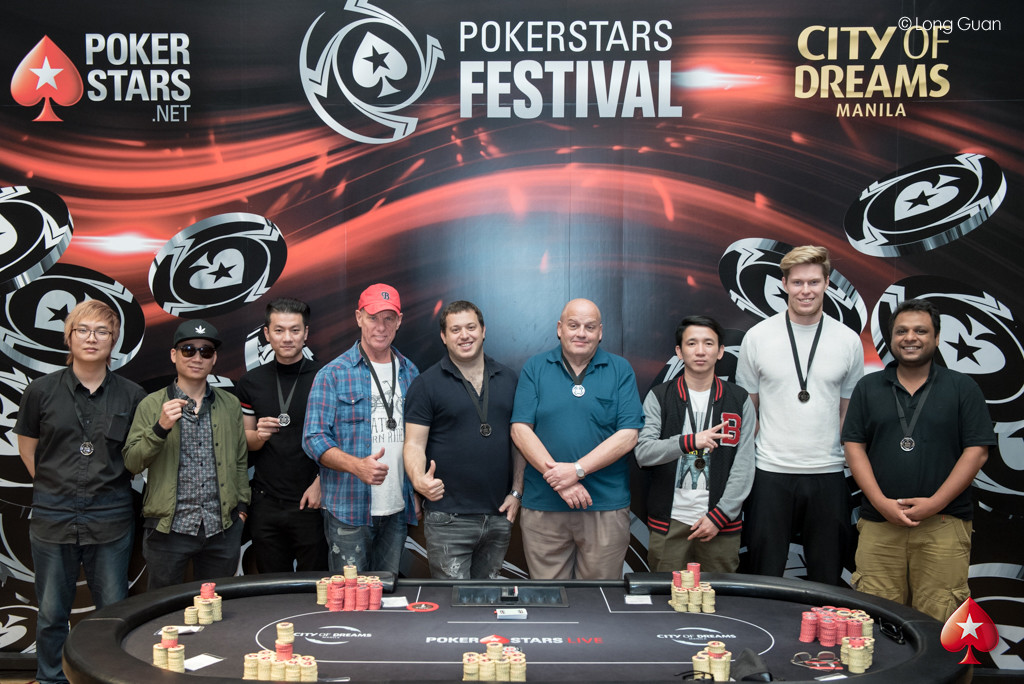 Uday Bansal Wins 2017 PokerStars Festival Manila Main Event 101