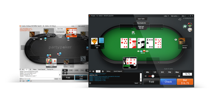 partypoker Launches New Lobby and Table Upgrade 102