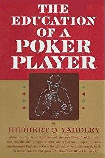 Poker & Pop Culture: Herbert O. Yardley, Code Breaker Turned Strategy Writer 102