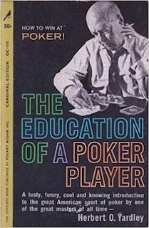 Poker & Pop Culture: Herbert O. Yardley, Code Breaker Turned Strategy Writer 103