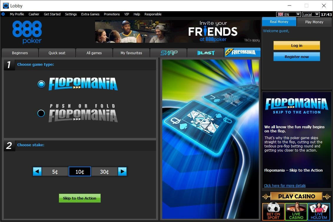 Review: Putting 888poker's 'Flopomania' to the Real-Money Test 102
