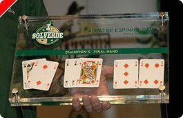 Já Temos Poker Em Portugal! – 1º Solverde Texas Hold'em Poker – Luís Medina Campeão 101