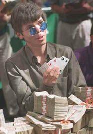 Pókeres Aranyköpések 104