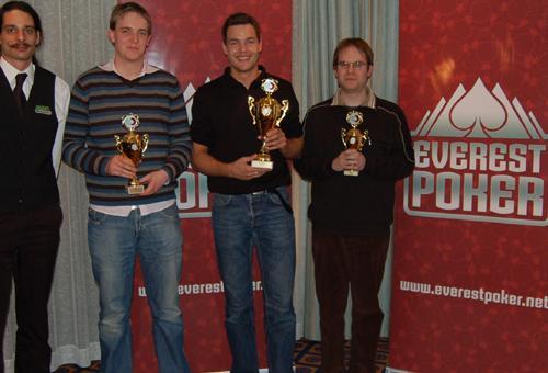 Nobel-Hotel erwartete 200 Pokerspieler! Everestpoker.net Pre Challenge zum Rhine Poker Cup... 101