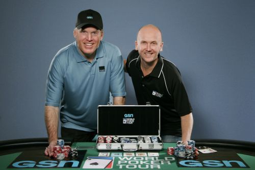 World Poker Tour Moves to GSN for Season Six 101