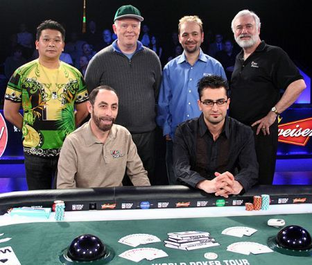 Poker By The Book: Barry Greenstein Vence o Seu 4º Título WPT 101