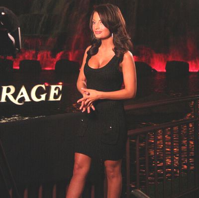 And the New World Poker Tour Hostess is ... Layla Kayleigh 101