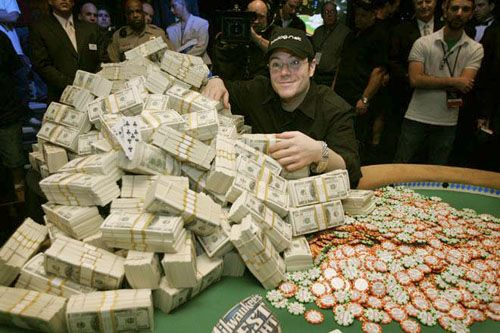 A World Series of Poker Történelme 103