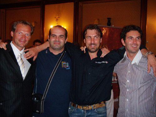 Italienische Pokermeisterschaften in San Remo - Main Event € 1.500,- No Limit Hold'em 101