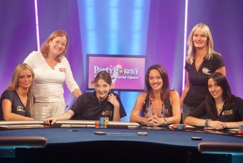 Beverley Pace Ganha Open Feminino da Party Poker 101