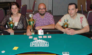 Frauenpower beim Rhine Poker Cup 101
