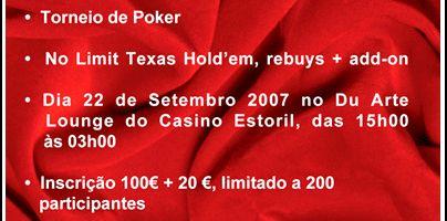 Casino Estoril Inicia-se no Texas Hold'Em Poker Com Pé Direito – Super Satélite Para WPT... 101