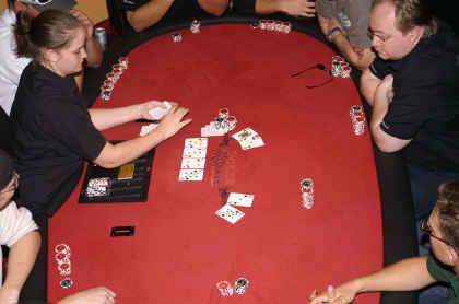 Das war die 1st Austrian Teamsports Poker Challenge 2007 101