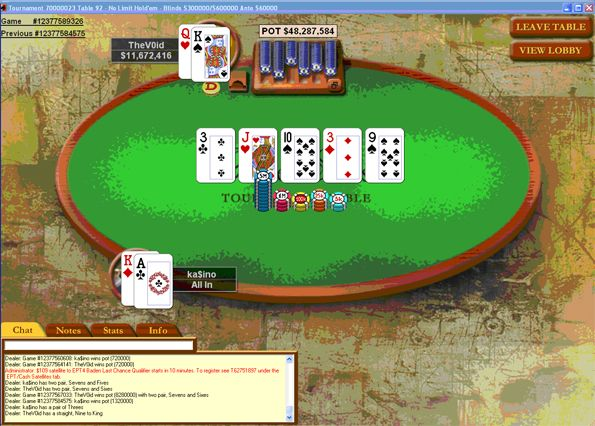 "WCOOP – Event #23, ,600 NLHE: ""TheV0id"" Conquista Ouro 101"