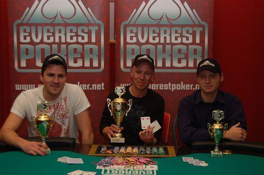 Sebastian Mrosek aus Bottrop gewinnt letzte Live Pre Challenge zum Rhine Poker Cup 101