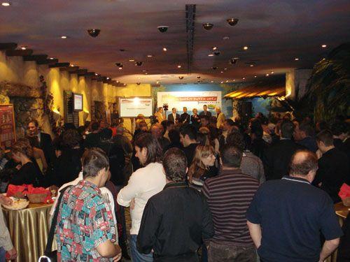 Budapest Poker Open 2007 Megnyitó Ünnepség és Sorsolás 101