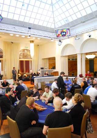 Voita paikka PokerStarsissa vuoden 2008  Helsinki  Freezout turnaukseen 102