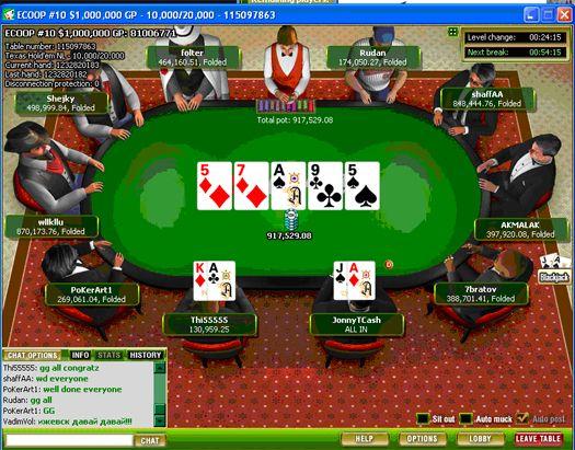Cantinho Poker em Português 139