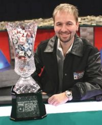Daniel Negreanu - Kid Poker 101